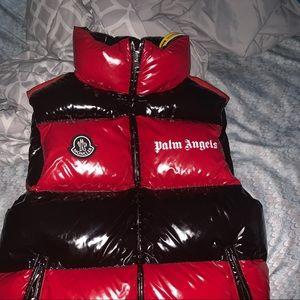 Moncler x Palm Angel Vest